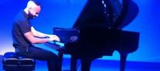 Pianist portrait