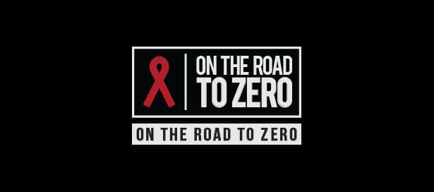 On the Road to Zero logo