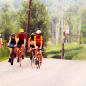 Vermont Road Scene