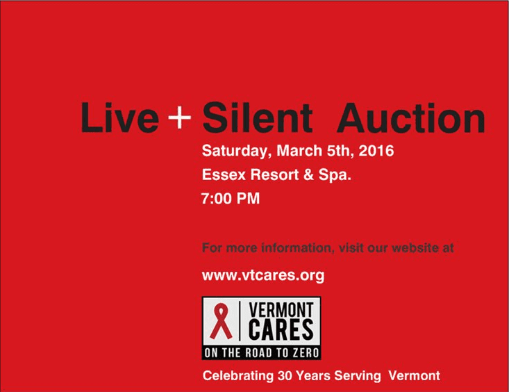 LIVE & SILENT AUCTION TICKETS ON SALE NOW!