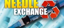 needle exchange program