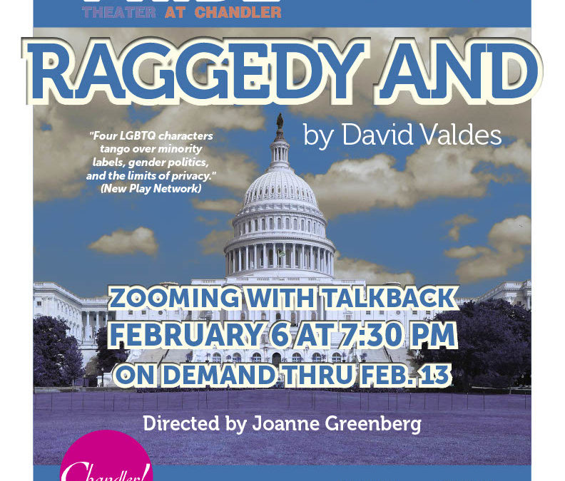 "Upcoming Performance: ""Raggedy And"" on February 6th"